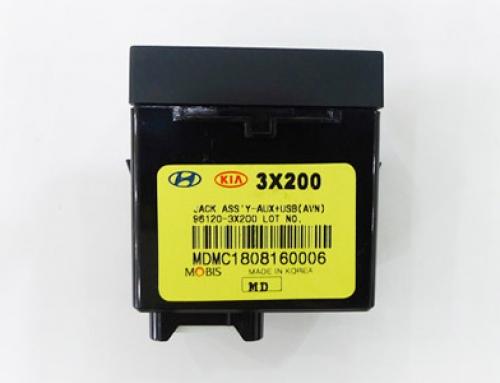 961203X200 JACK ASSY-U.S.B 2.0 / Hyundai Avante MD