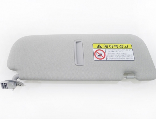 852103X000TX SUNVISOR ASSY,LH / Hyundai Avante MD