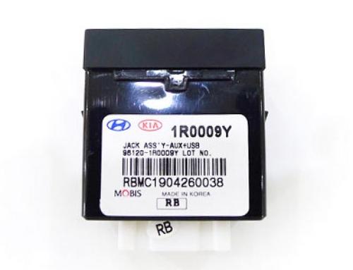 961201R0009Y JACK ASSY AUX & USB / Hyundai Accent